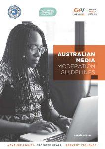 Australian Media Moderation Guidelines